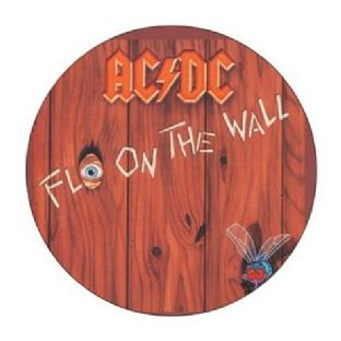 AC/DC - Fly On The Wall (25mm Button Badge)